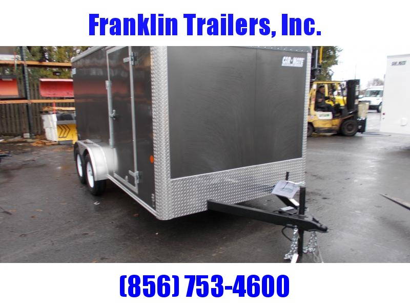 2020 Car Mate Trailers 7x14 Enclosed Cargo Trailer 2021352