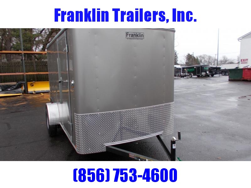 2020 Carry-On 6X12 Enclosed Cargo Trailer 2021355