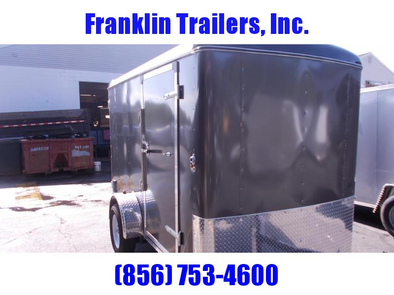 2019 Carry-On 6X10 Enclosed Cargo Trailer 2020693