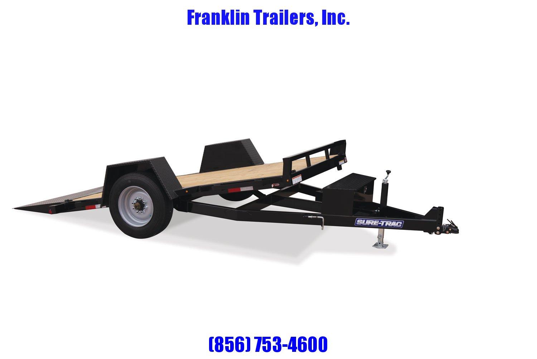 2020 Sure-Trac 78 IN x 12 Tilt Bed Equipment 7.8K  STOCK# 2022242