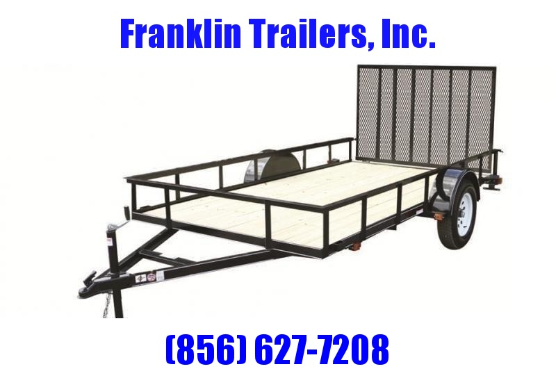2020 Carry-On 6X10 Utility Trailer 2022185
