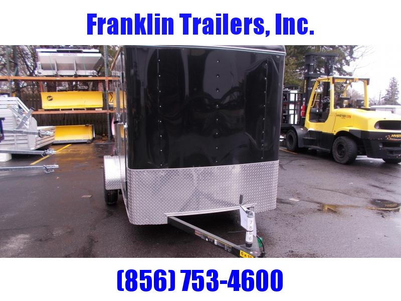 2019 Carry-On 6X10 Enclosed Cargo Trailer 2020390