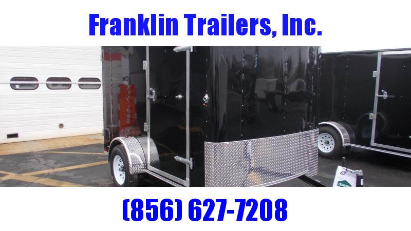 2020 Carry-On 6X10 Enclosed Cargo Trailer 2022045