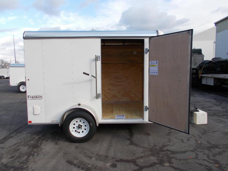 2020 Carry-On 6X10 Enclosed Cargo Trailer 2021640