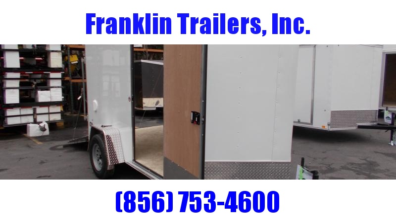 2021 Cargo Express Ex Cargo Deluxe Cargo / Enclosed Trailer STOCK# 2022023