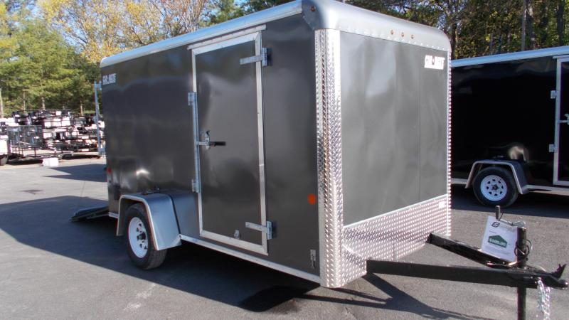 2020 Car Mate 6X12 Enclosed Cargo Trailer 2022238