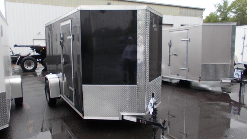 2020 Lark 6X12 Enclosed Cargo Trailer 2022265