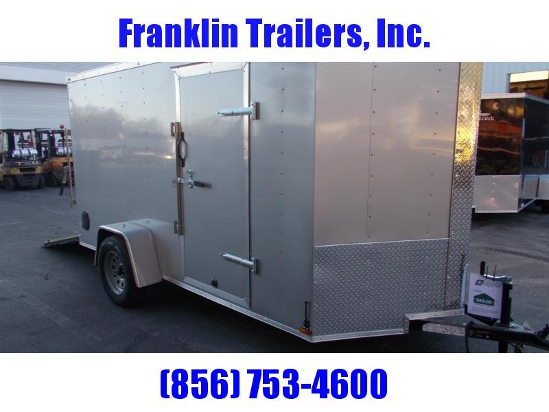 2020 Lark 6X12 Enclosed Cargo Trailer 2021419