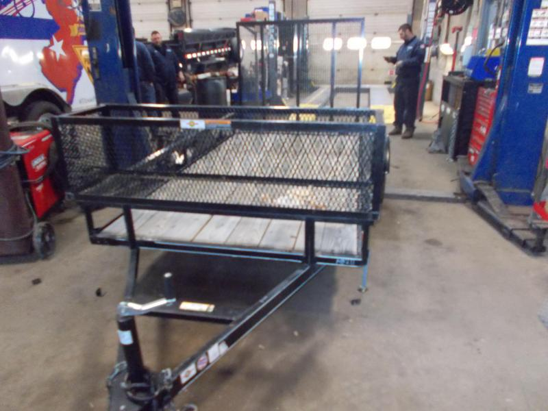 2020 Carry-On 5X10 Utility Trailer 2021255