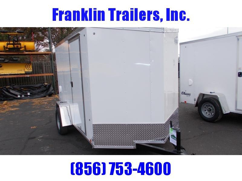 2020 Cargo Express 6X10 Enclosed Cargo Trailer 2021262