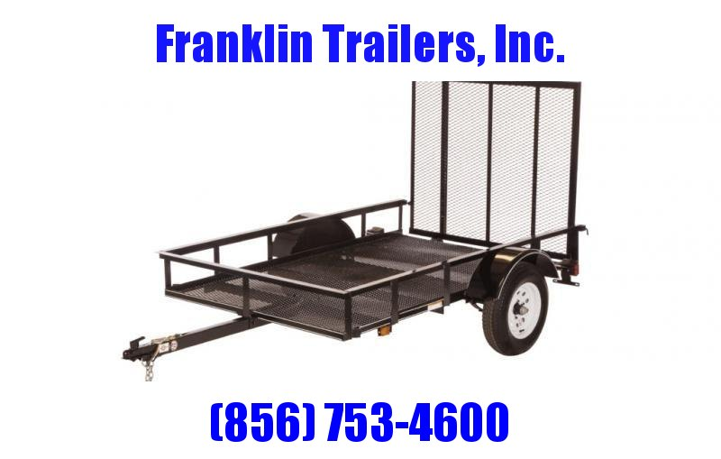 2020 Carry-On 5X8 Utility Trailer 2021614
