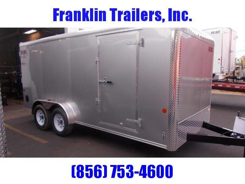 2020 Car Mate Trailer 7X16  Enclosed Cargo Trailer 2021043