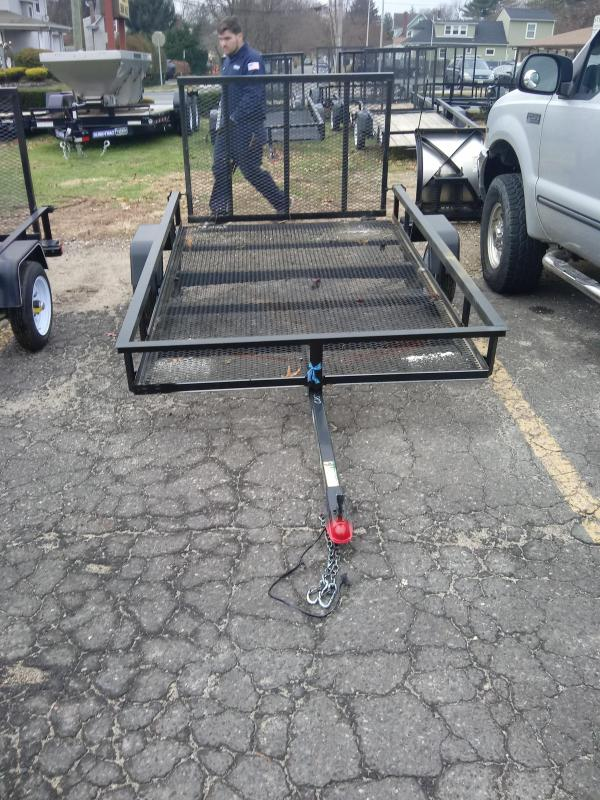2020 Carry-On 5X8 Utility Trailer 2021235