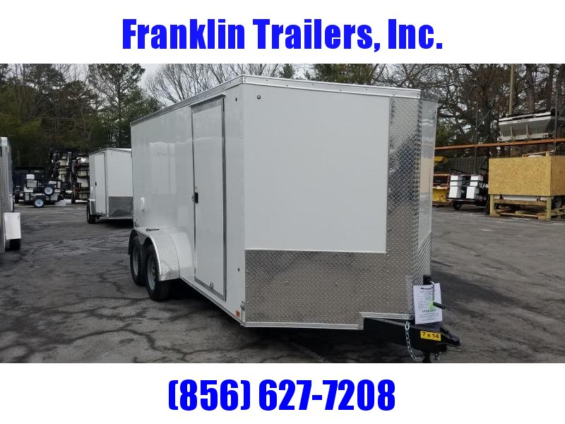 2020 Cargo Express 7X14 Enclosed Cargo Trailer 2019928