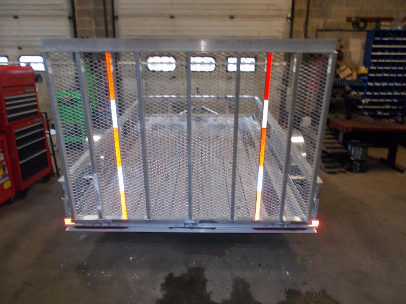 2020 Carry-On 6X10 Utility Trailer 2021315