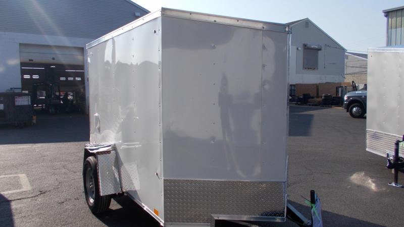 2021 Cargo Express 5X8 V-NOSE Enclosed Cargo Trailer 2022483