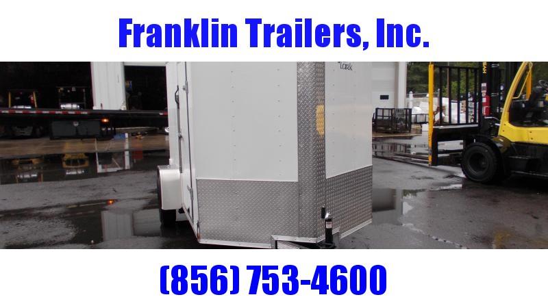 2020 Lark 6X10 Enclosed Cargo Trailer 2022263