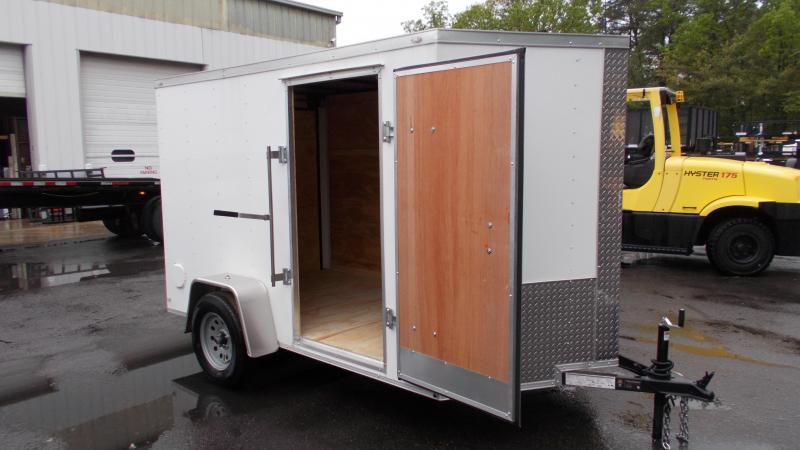 2020 Lark 6X10 Enclosed Cargo Trailer 2022263