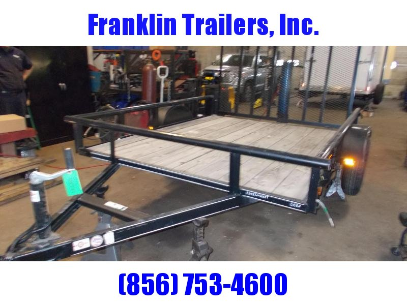 2020 Carry-On 6X8 Utility Trailer 2021394