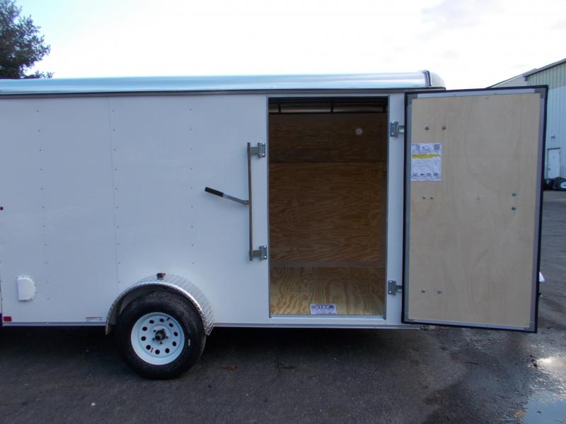 2020 Carry-On 6X12 Enclosed Cargo Trailer 2021431