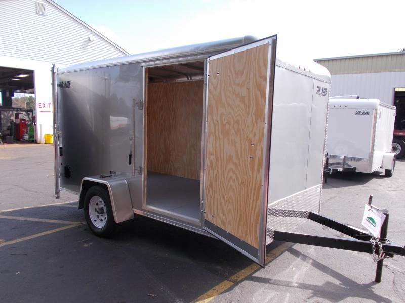 2020 Car Mate  6x12 Enclosed Cargo Trailer 2021074