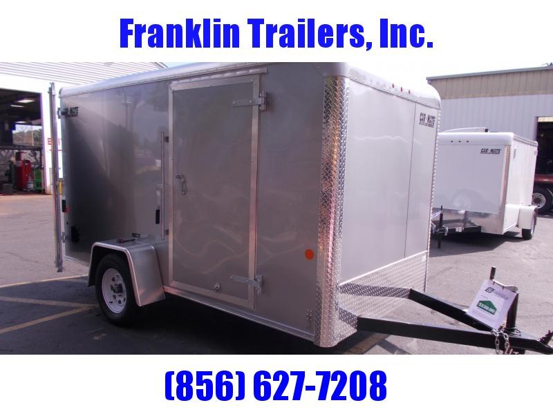 2020 Car Mate  6x12 Enclosed Cargo Trailer 2021074