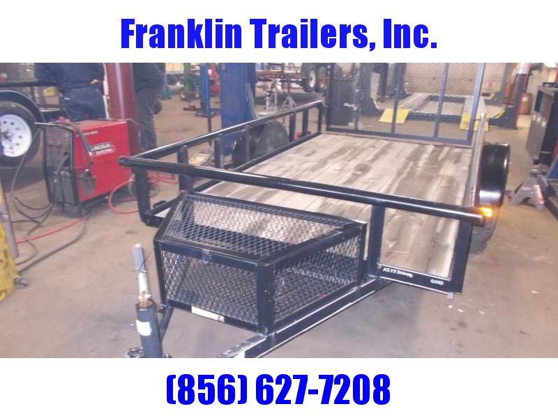2020 Carry-On 5.5X10 Utility Trailer 2021385