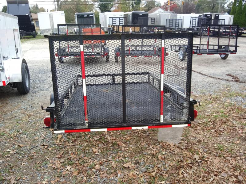 2020 Carry-On 5X8 Utility Trailer 2021009
