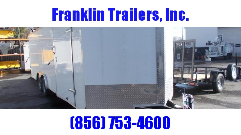 2020 Lark E8524LU8V Enclosed Cargo Trailer 2021967