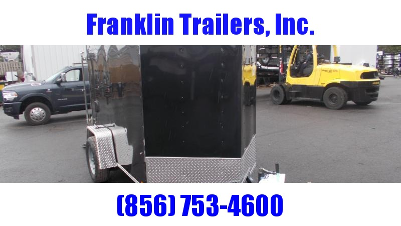 2021 Cargo Express 5X8 Enclosed Cargo Trailer 2021971