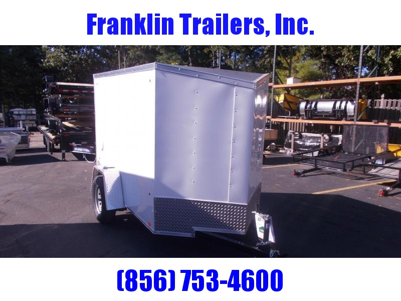 2020 Cargo Express 5X8 Enclosed Cargo Trailer 2021140