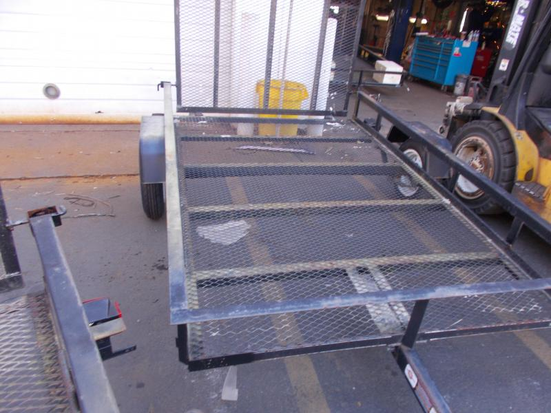 2020 Carry-On 5X8 Utility Trailer 2021244