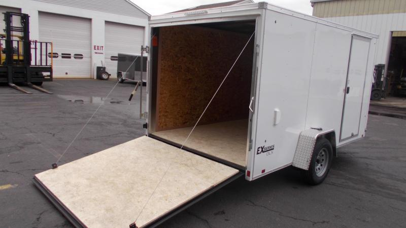 2021 Cargo Express  7X12 Enclosed Cargo Trailer 2022024
