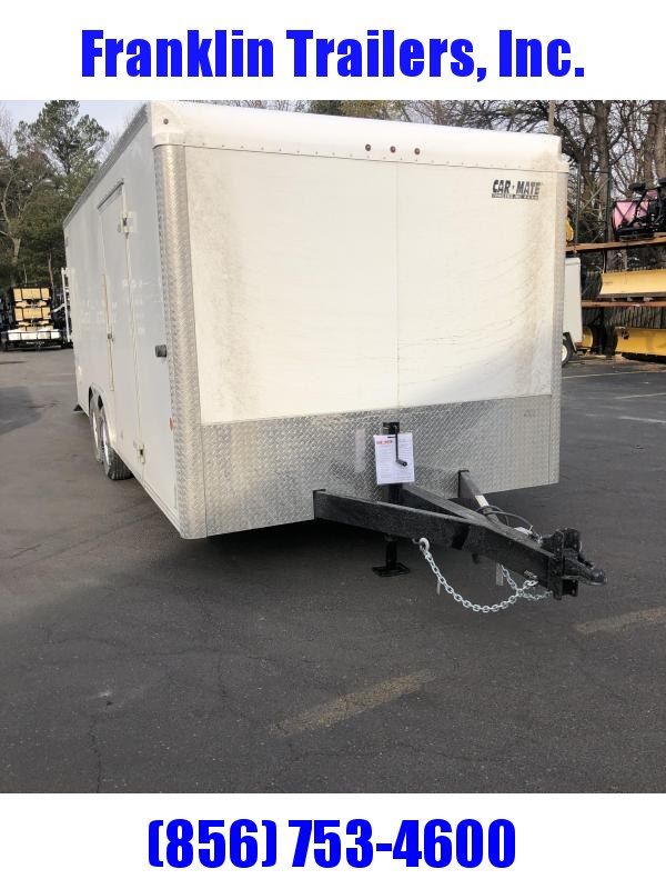 2020 Car Mate Trailers 8 X 20 Car / Racing Trailer 2021931