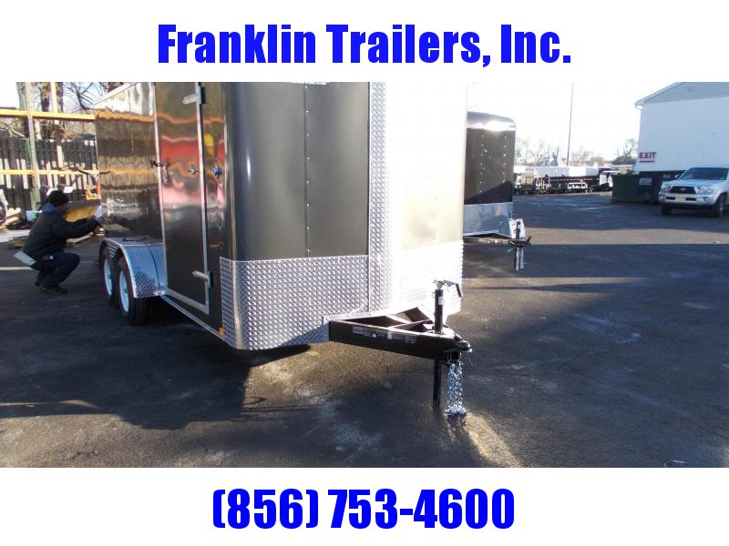 2020 Carry-On 7X16 Enclosed Cargo Trailer 2021628