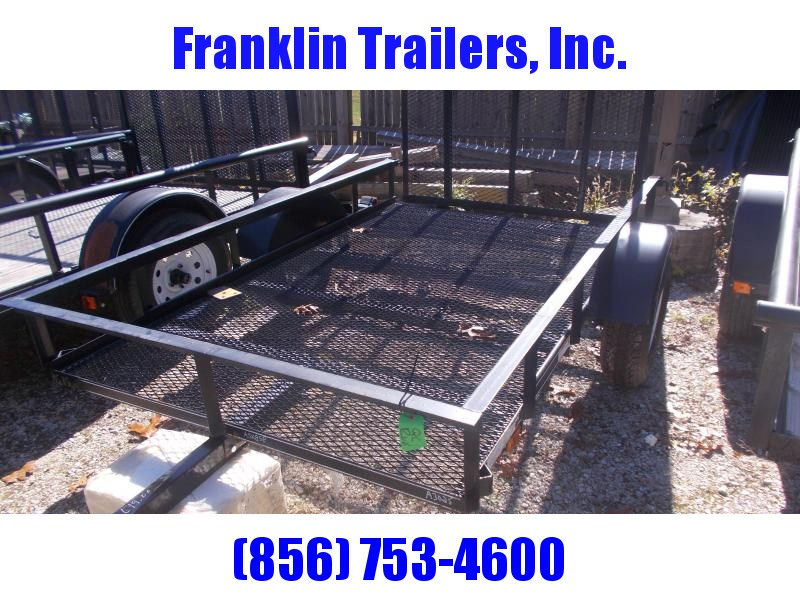 2020 Carry-On 5X8 Utility Trailer 2020987