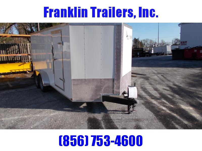 2020 Lark 7X16 Enclosed Cargo Trailer 2021363