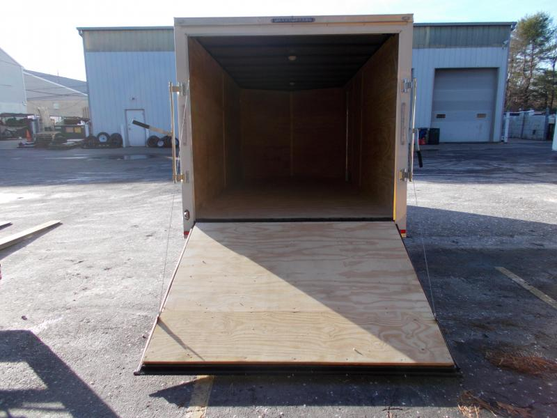 2020 Lark 7X16 Enclosed Cargo Trailer 2021363