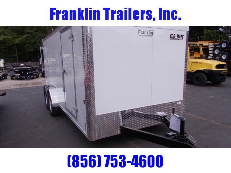 2020 Car Mate 7 X 16 Cargo Trailer 2021026