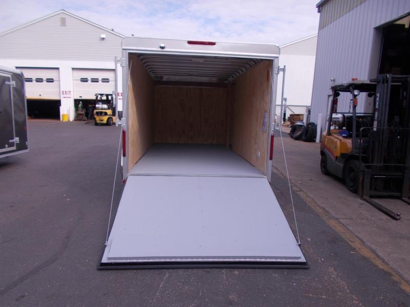 2020 Car Mate 7 X 16  Cargo Trailer 2021091