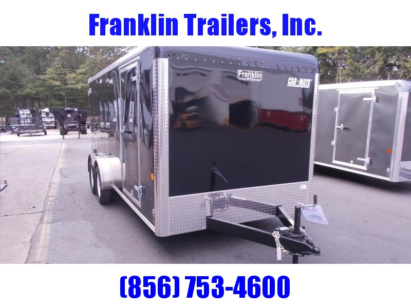 2020 Car Mate 7 X 16  Cargo Trailer 2021091
