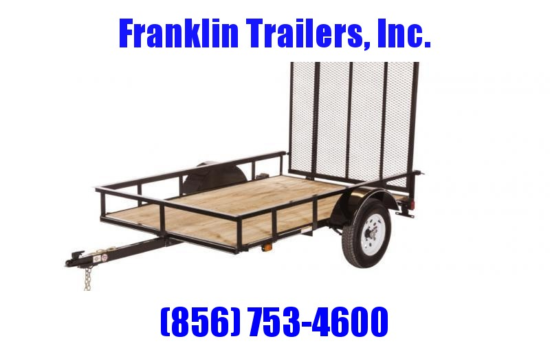 2019 Carry-On 5X8 Utility Trailer 2020358