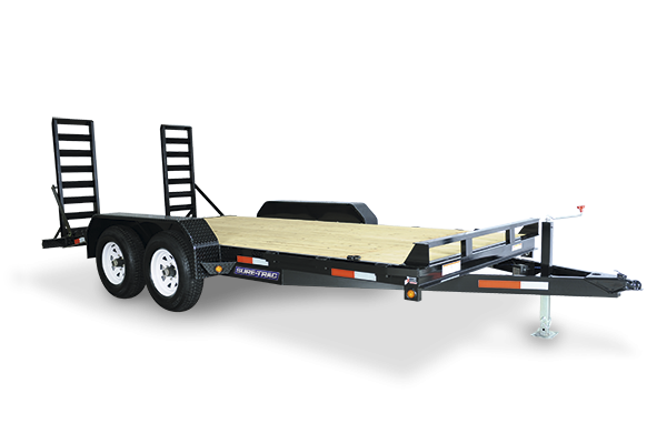 2020 Sure-Trac 7 x 18 Equipment Trailer  14K 2021377