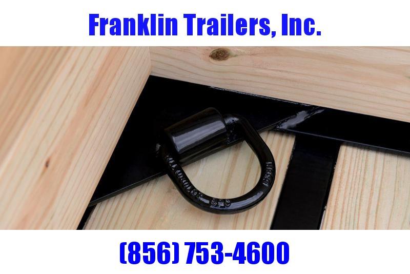 2020 Sure-Trac 5 X 10 Tube Top Three Board 3K Utility Trailer 2021520