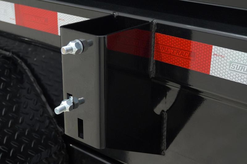 2020 Sure-Trac 62in x 10 LProfile Dump 7K Single Ram 2021524