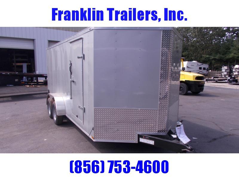 2020 Lark 7X16 Enclosed Cargo Trailer 2021022