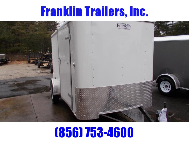 2020 Carry-On 6X12 Enclosed Cargo Trailer 2021348