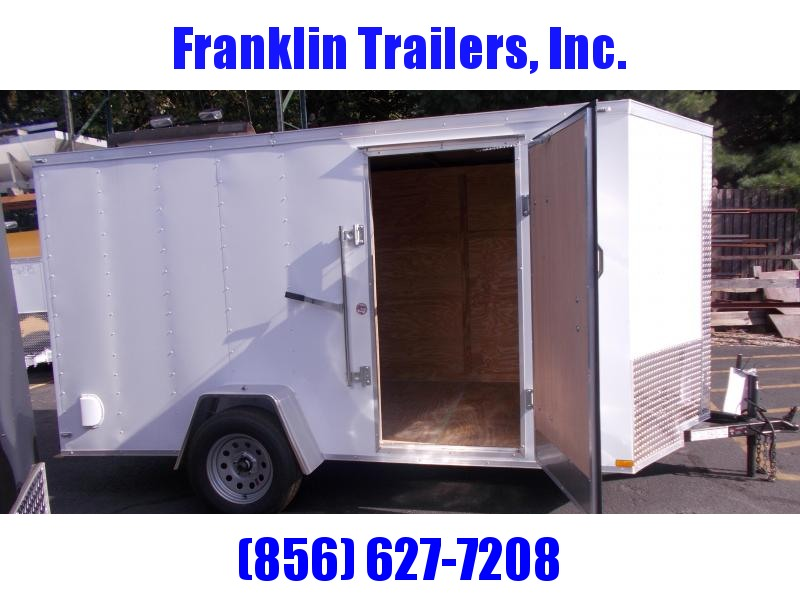 2019 Lark 6X12 Enclosed Cargo Trailer 2020972