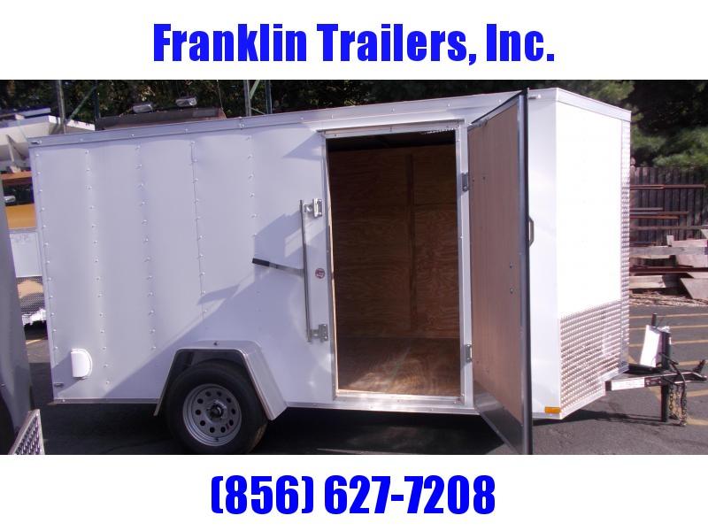 2019 Lark 6X12 Enclosed Cargo Trailer 2020972