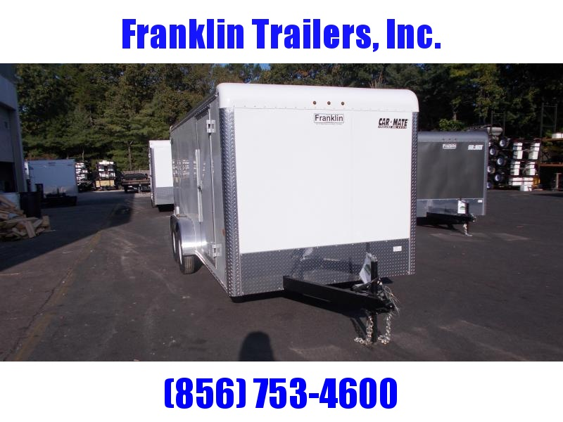 2020 Car Mate 7x16  Enclosed Cargo Trailer 2021071